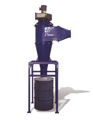 DC Cyclone Air Boss Dust Collector