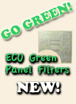 ECO Green Panel Filters